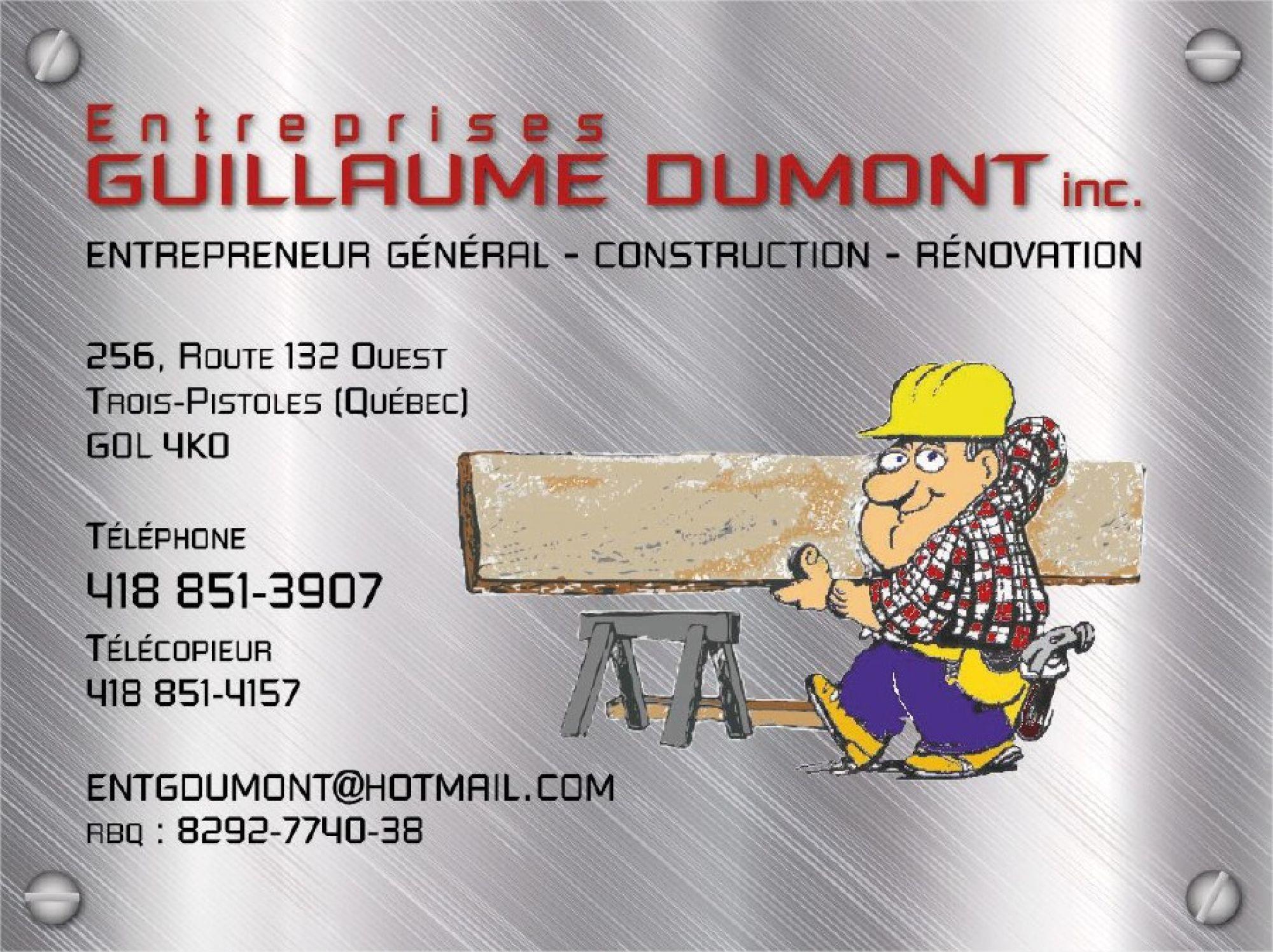 ConstructionGDumont
