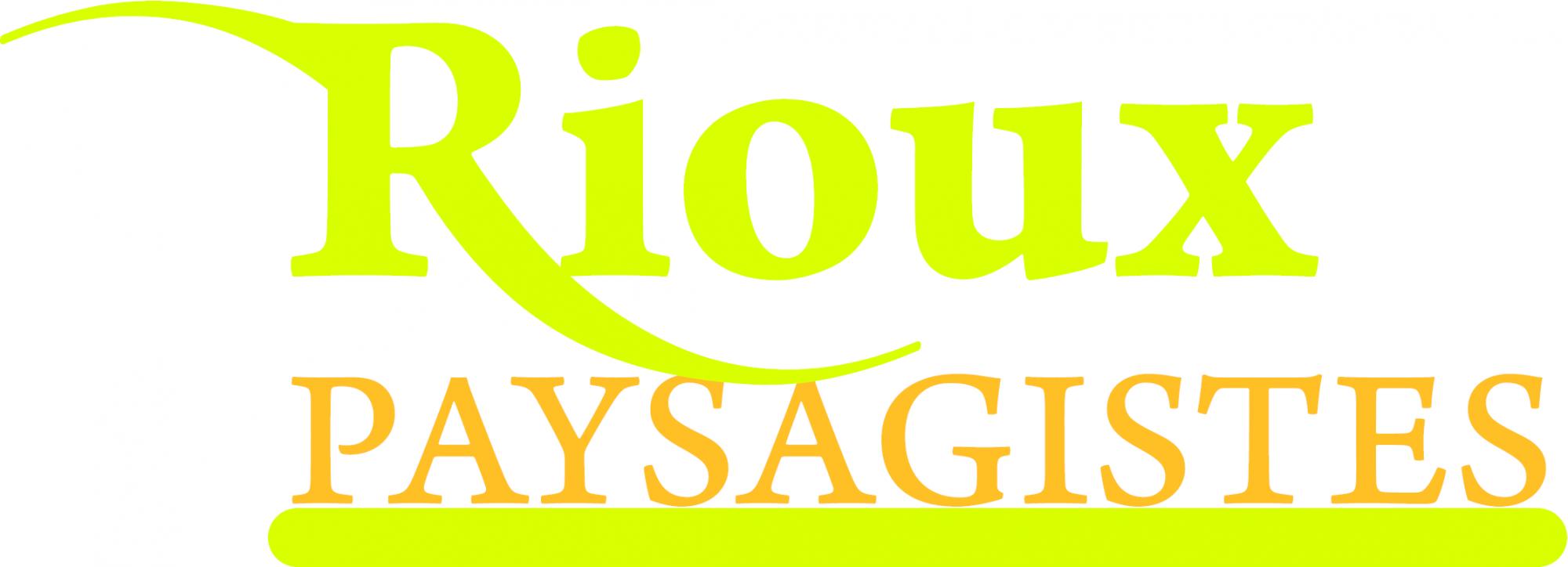 Rioux paysagistes - LOGO